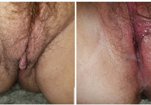 Before  amp  After All night squirt  toy  lick  fuck  amp  cum fest. Finally got the wifey wore out.-j85t2s8zdnh21
